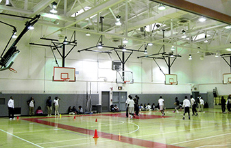 Acme - the source for bleachers, gym divider curtains, lockers, shot clocks and more in NY and NJ