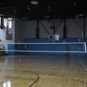 Indoor volleyball system – PS 188 Brooklyn, NY